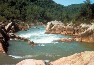 The Big South Fork National River