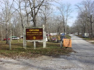 Catoosa Wildlife Management Area