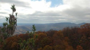 View from Black Mountain on The Cumberland Trail