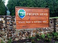 Frozen Head State Park and Natural Area – Wartburg, TN