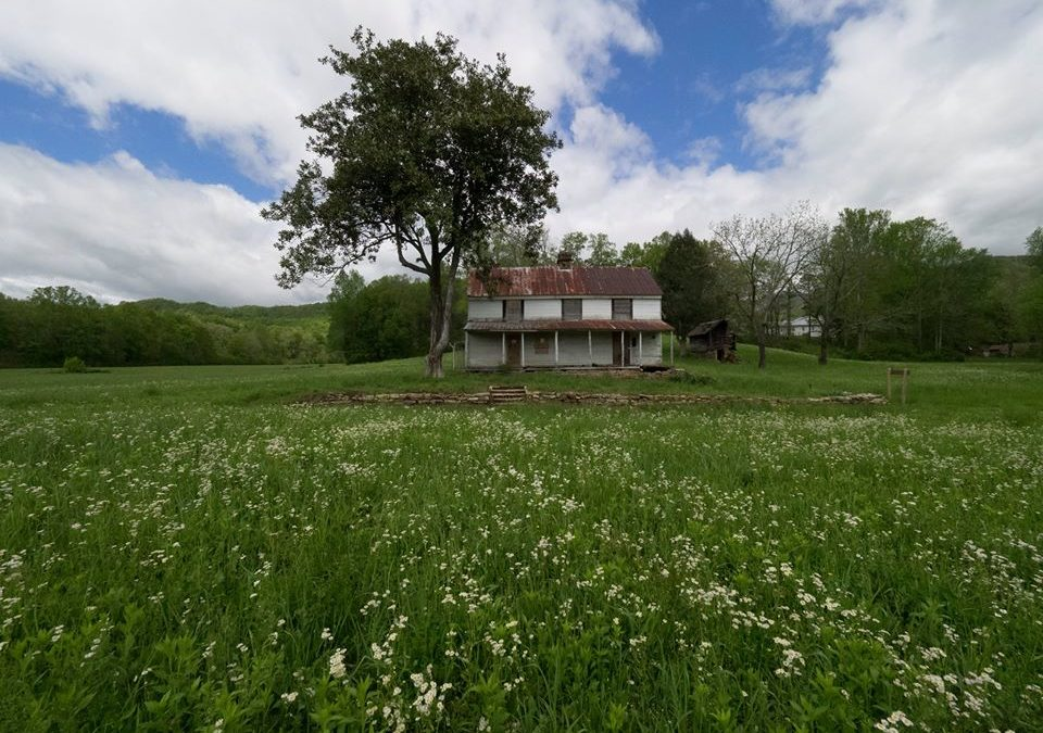 Tour the Stonecipher-Kelly House, Frozen Head State Park and Natural Area