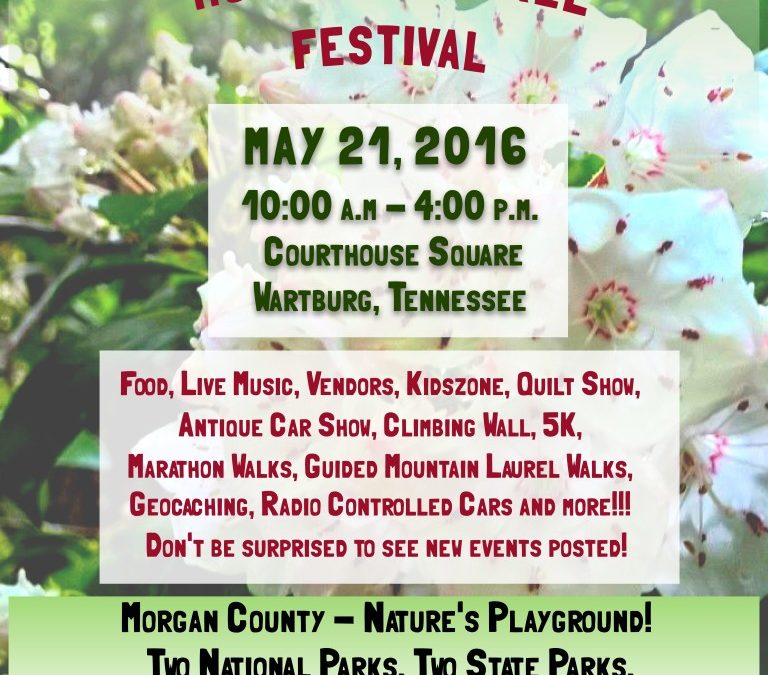 Tennessee Mountain Laurel Festival
